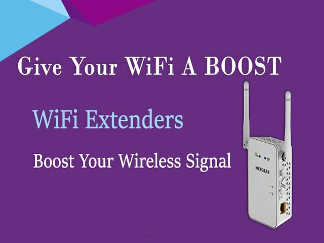 Netgear Wireless Range Extender