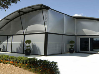Temporary Buildings Are the Ideal Solution for Short-Term Storage