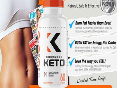 Enhanced Keto Weight Loss Diet Plan
