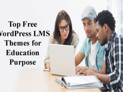 Top free WordPress LMS Themes for Education Purpose