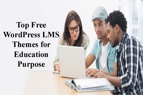 WordPress LMS themes