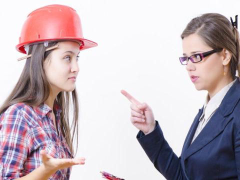 Building Contract Dispute
