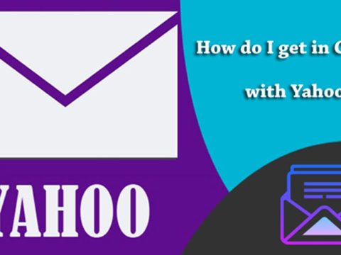 Contact with Yahoo