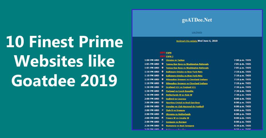 Prime Websites