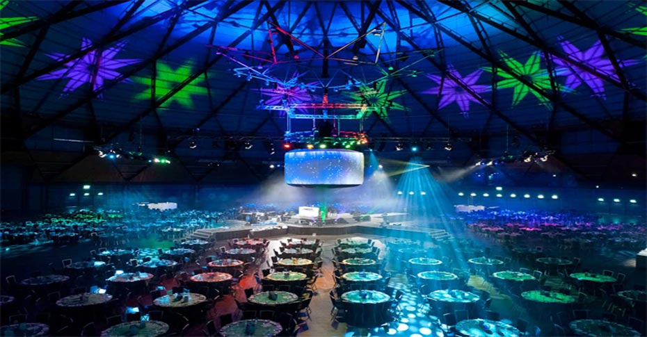 Use Lighting at Your Event