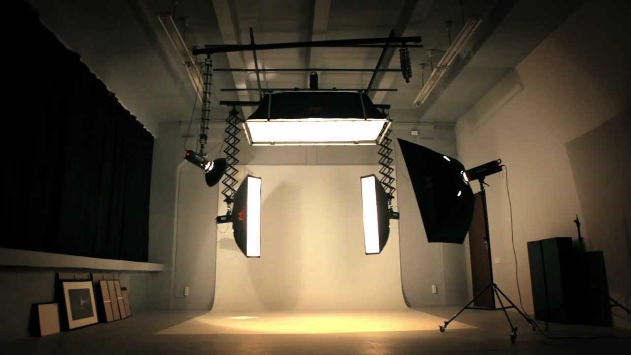 Renting A Photo Studio
