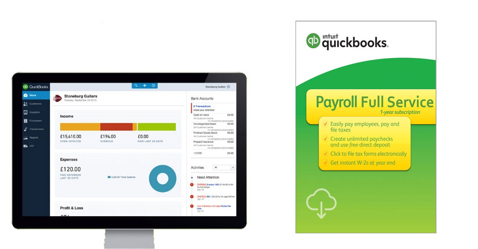 Payroll In QuickBooks