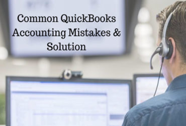 QuickBooks Accounting Mistakes