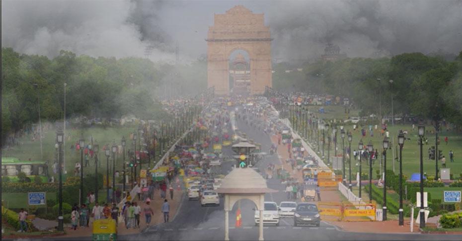 Delhi's Pollution