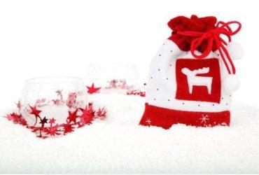 Make Festive Santa Sacks for the Kids This Year