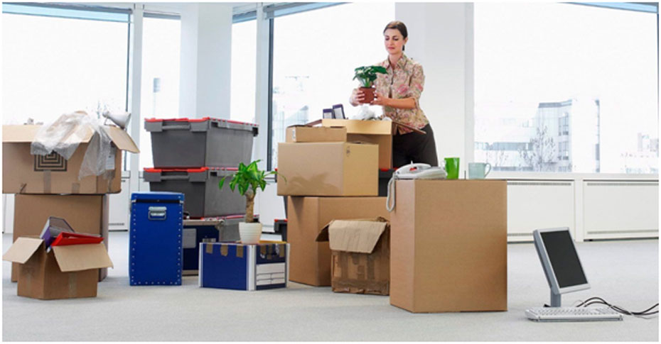 Pack and Move