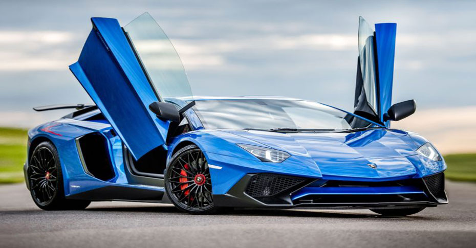Rent a Lamborghini