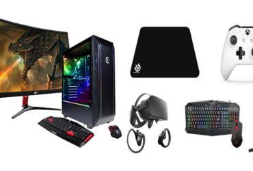 PC Games Accessories