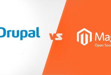 Drupal-vs-megento-Commerce
