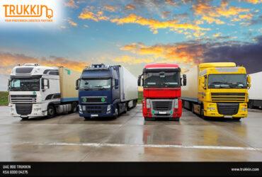 trucking business in dubai