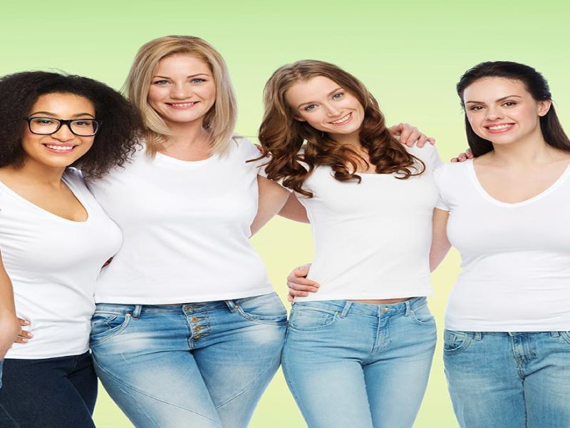 Choose your own body style for dressing