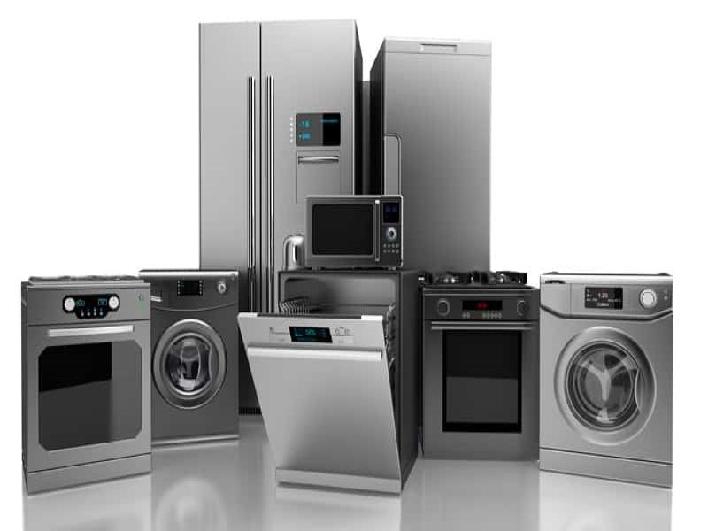Switching to efficient appliances